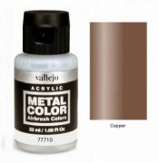 Metal Color - Copper 32ml<br> VAL77710